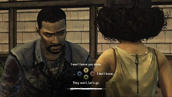 Dialogue TWD